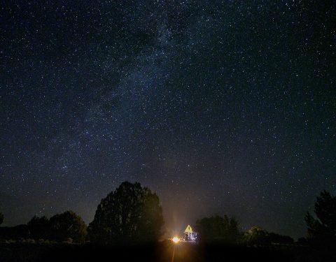 Arizona night skies