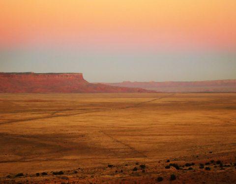American Southwest landscape